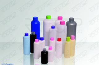 Oxidant bottles